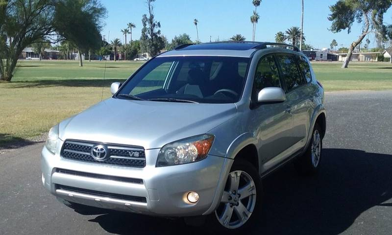 2007 Toyota RAV4 for sale at Car Mix Motor Co. in Phoenix AZ