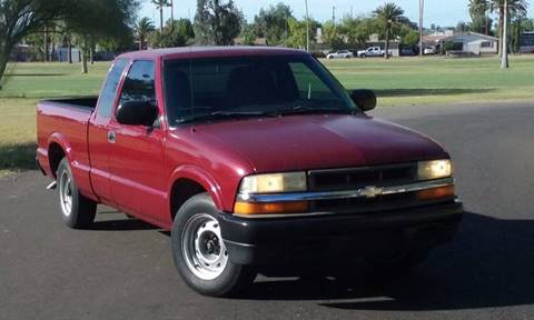 2003 Chevrolet S-10 for sale at Car Mix Motor Co. in Phoenix AZ
