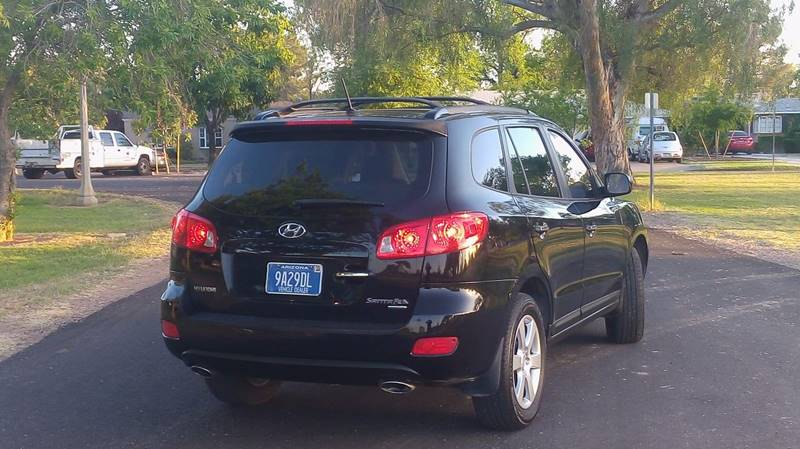 2009 Hyundai Santa Fe for sale at Car Mix Motor Co. in Phoenix AZ