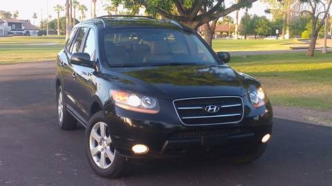 2009 Hyundai Santa Fe for sale at Car Mix Motor Co. in Phoenix AZ