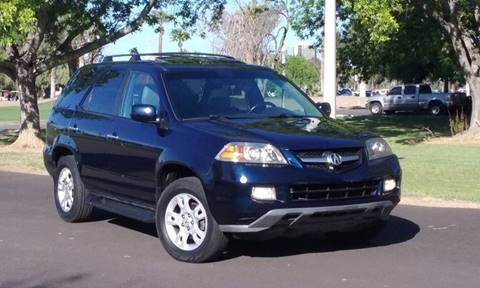 2004 Acura MDX for sale at Car Mix Motor Co. in Phoenix AZ