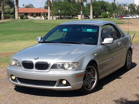 2005 BMW 3 Series for sale at Car Mix Motor Co. in Phoenix AZ