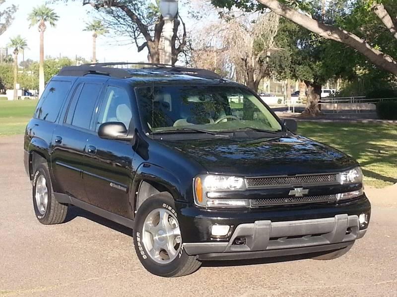 2004 Chevrolet TrailBlazer EXT for sale at Car Mix Motor Co. in Phoenix AZ