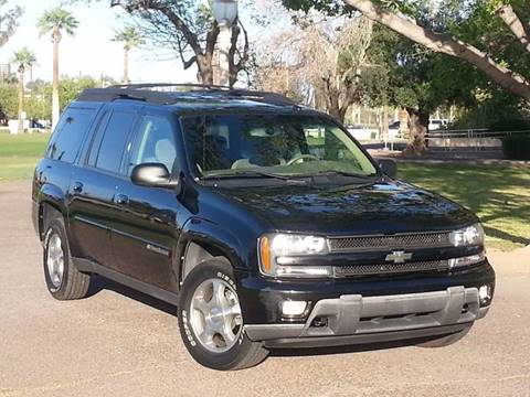 2004 Chevrolet TrailBlazer EXT for sale at Car Mix Motor Co. in Phoenix AZ