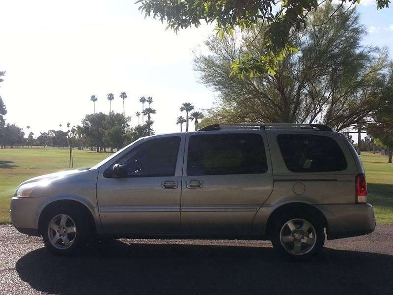 2007 Chevrolet Uplander for sale at Car Mix Motor Co. in Phoenix AZ