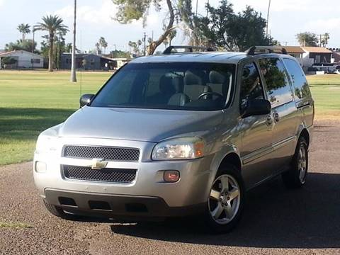 2007 Chevrolet Uplander for sale at Car Mix Motor Co. in Phoenix AZ