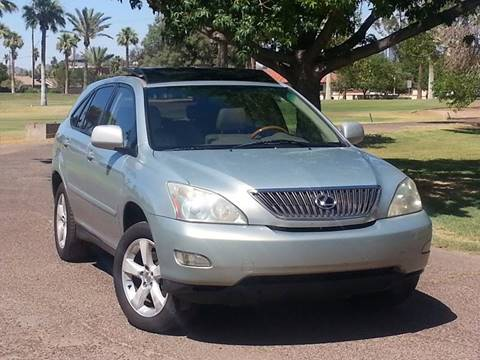 2004 Lexus RX 330 for sale at Car Mix Motor Co. in Phoenix AZ
