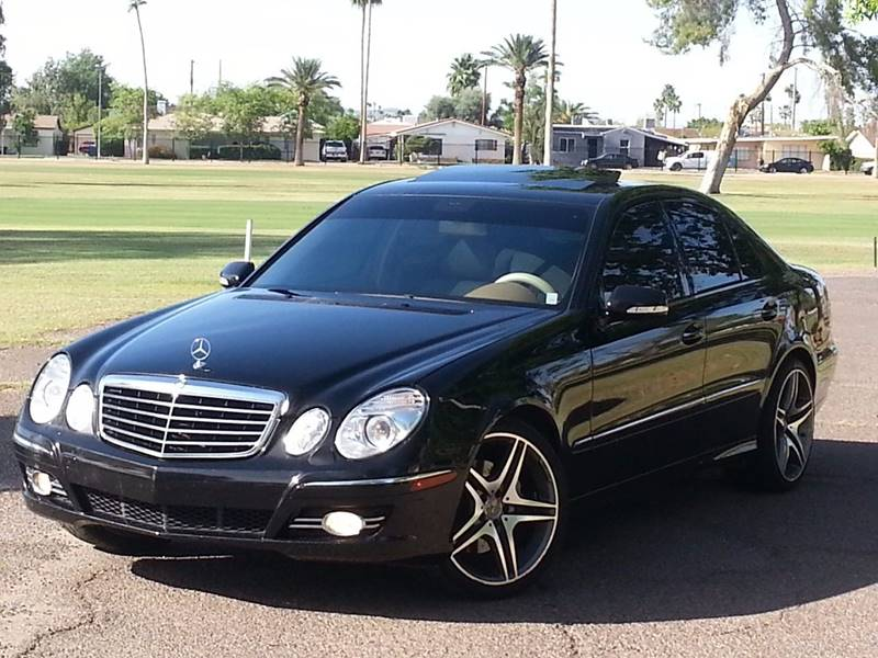 2008 Mercedes Benz E Class E 350 In Phoenix Az Car Mix