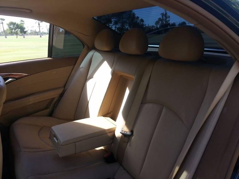 2008 Mercedes-Benz E-Class for sale at Car Mix Motor Co. in Phoenix AZ