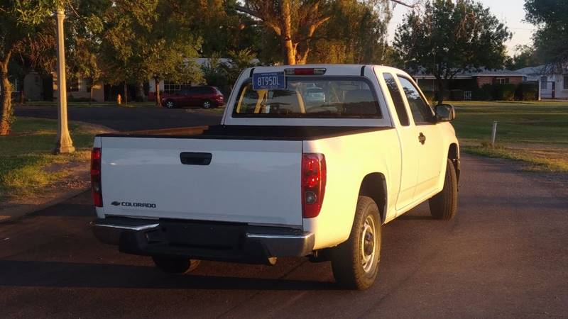 2008 Chevrolet Colorado for sale at Car Mix Motor Co. in Phoenix AZ