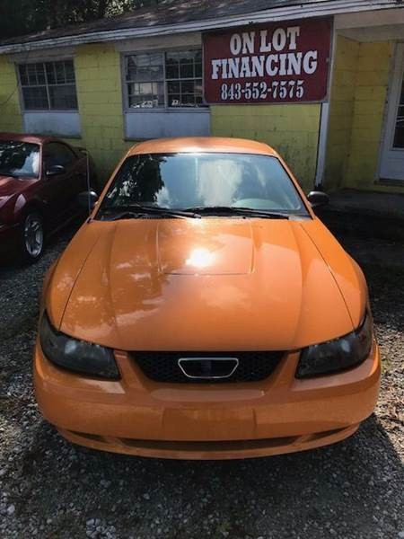 2004 Ford Mustang for sale at Windsor Auto Sales in Charleston SC