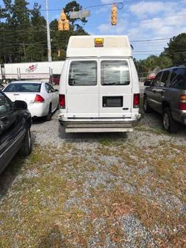 2006 Ford E-350 for sale at Windsor Auto Sales in Charleston SC