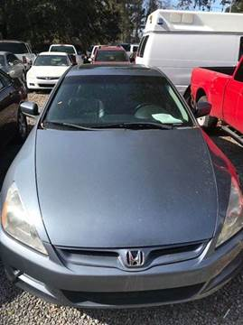 2006 Honda Accord for sale at Windsor Auto Sales in Charleston SC