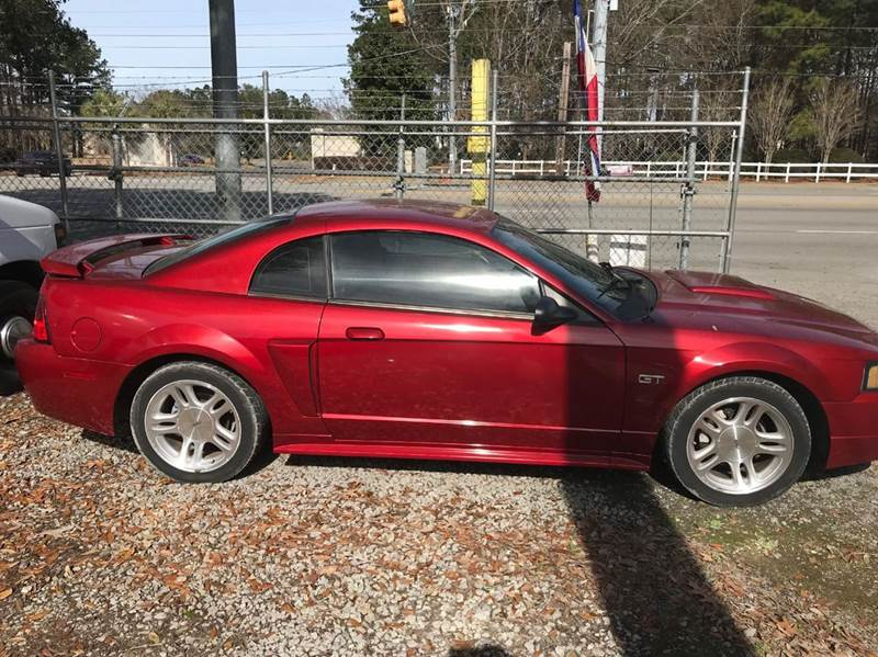 2001 Ford Mustang for sale at Windsor Auto Sales in Charleston SC