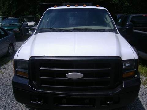 2006 Ford F-350 Super Duty for sale at Windsor Auto Sales in Charleston SC