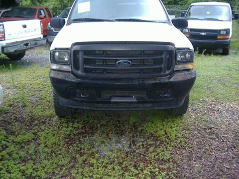 2004 Ford F-250 Super Duty for sale at Windsor Auto Sales in Charleston SC