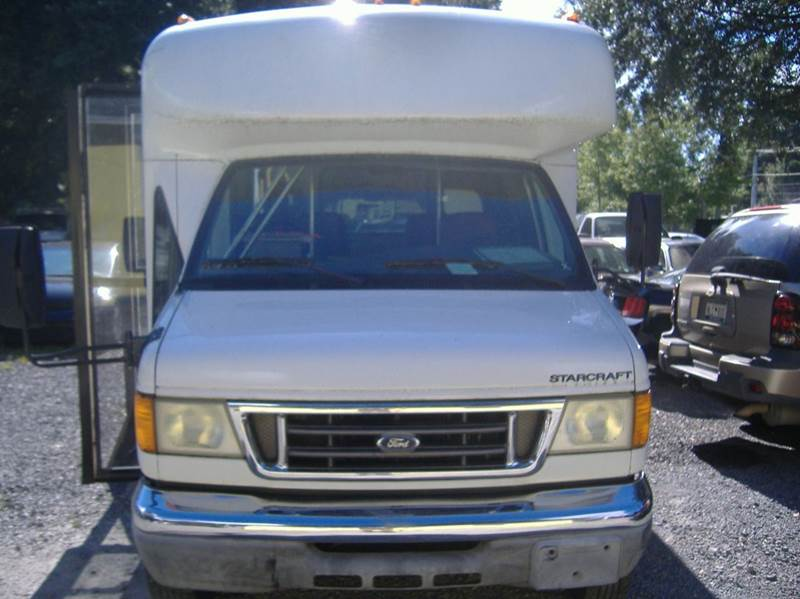 2004 Ford E-450 for sale at Windsor Auto Sales in Charleston SC