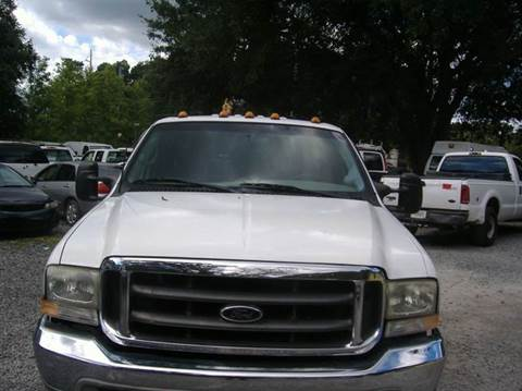 2002 Ford F-450 Super Duty for sale at Windsor Auto Sales in Charleston SC