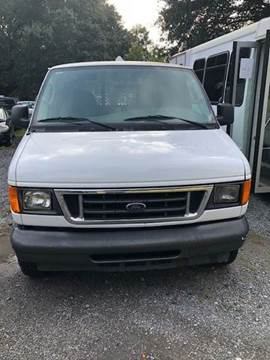2006 Ford E-Series Cargo for sale at Windsor Auto Sales in Charleston SC