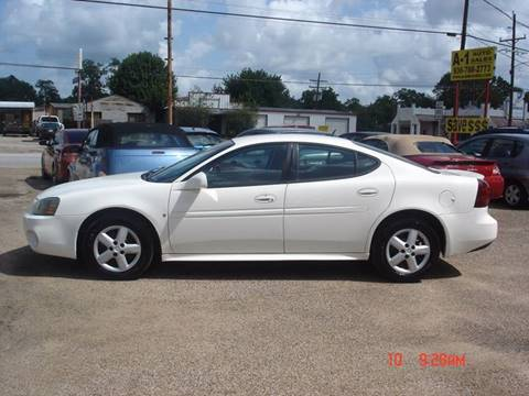 2008 Pontiac Grand Prix for sale in Conroe, TX