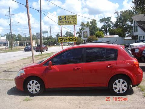 2011 Nissan Versa for sale in Conroe, TX