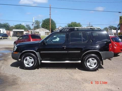 2003 Nissan Xterra for sale in Conroe, TX