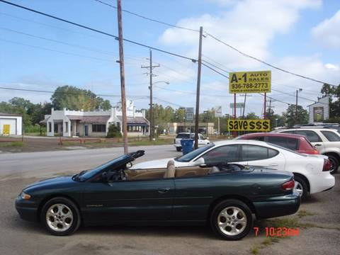 2000 Chrysler Sebring for sale in Conroe, TX