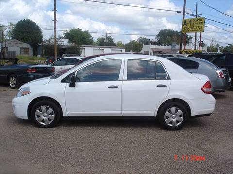 2009 Nissan Versa for sale in Conroe, TX