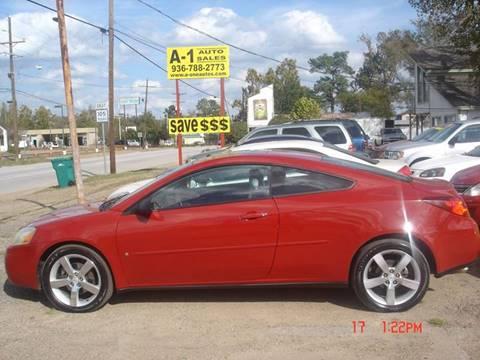 2006 Pontiac G6 for sale in Conroe, TX
