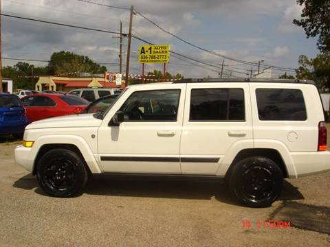 2007 Jeep Commander for sale in Conroe, TX