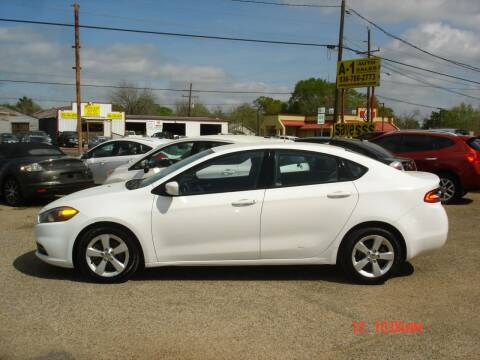 2015 Dodge Dart SXT for sale at A-1 Auto Sales in Conroe TX