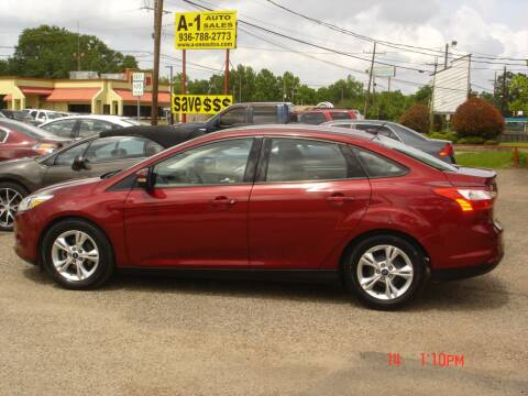 2014 Ford Focus SE for sale at A-1 Auto Sales in Conroe TX