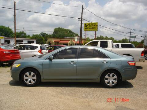 2009 Toyota Camry LE for sale at A-1 Auto Sales in Conroe TX