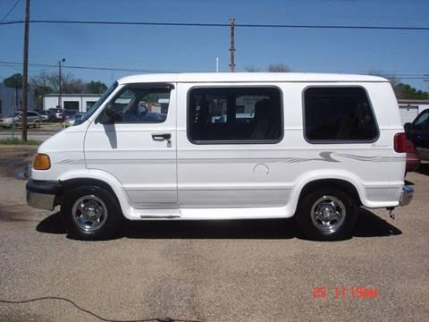 1998 Dodge Ram Van for sale in Conroe, TX