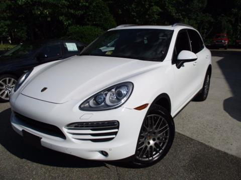 2014 Porsche Cayenne for sale in Midlothian, VA