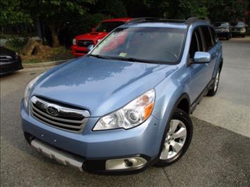2012 Subaru Outback for sale in Midlothian, VA
