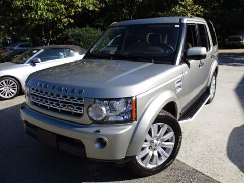 2013 Land Rover LR4 for sale in Midlothian, VA