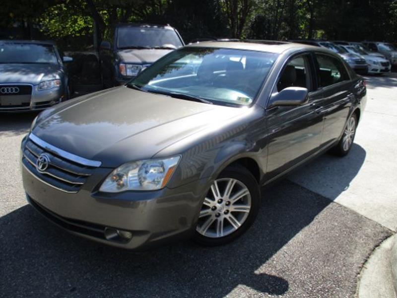 2005 Toyota Avalon Limited 4dr Sedan   Midlothian VA