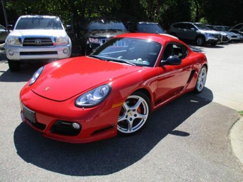 2012 Porsche Cayman for sale in Midlothian, VA