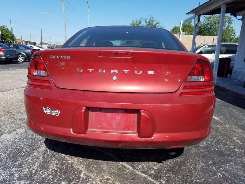 2004 Dodge Stratus SXT 4dr Sedan - La Porte TX