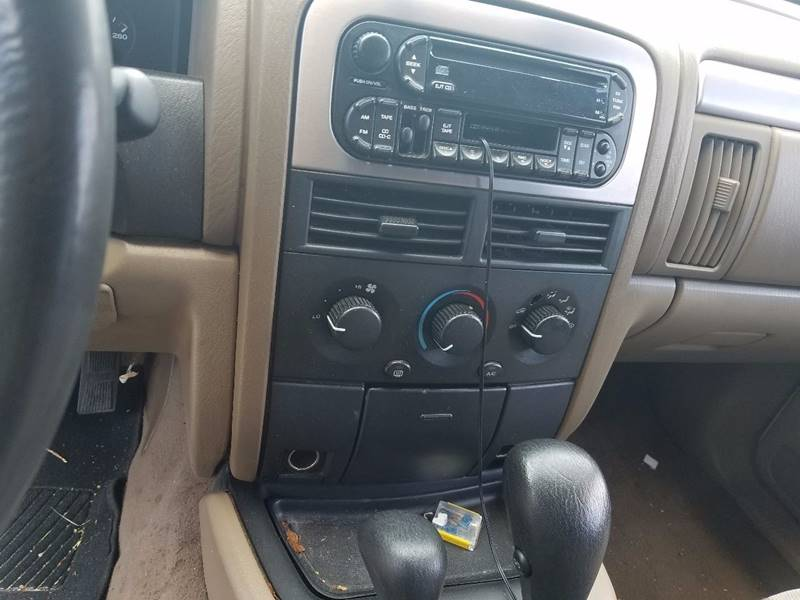 2001 Jeep Grand Cherokee 4dr Laredo 4WD SUV - La Porte TX