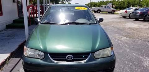 2001 Toyota Corolla for sale in La Porte, TX