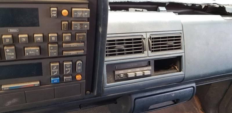 1991 Chevrolet C/K 1500 Series 2dr C1500 Scottsdale Extended Cab SB - La Porte TX