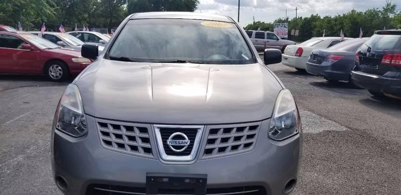 2009 Nissan Rogue S Crossover 4dr - La Porte TX