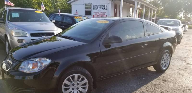 2010 Chevrolet Cobalt LT 2dr Coupe - La Porte TX