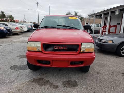 2002 GMC Sonoma for sale in La Porte, TX