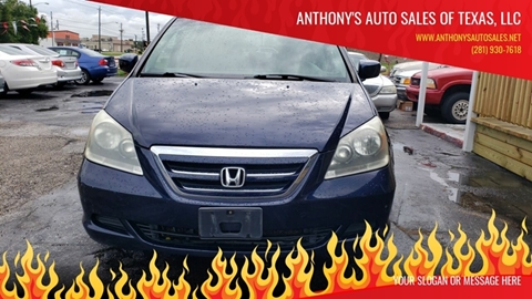 2005 Honda Odyssey for sale in La Porte, TX