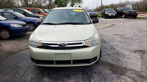 2010 Ford Focus for sale at Anthony's Auto Sales of Texas, LLC in La Porte TX