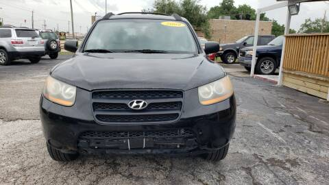2009 Hyundai Santa Fe for sale at Anthony's Auto Sales of Texas, LLC in La Porte TX