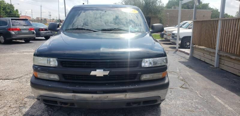 2002 Chevrolet Silverado 1500 for sale at Anthony's Auto Sales of Texas, LLC in La Porte TX